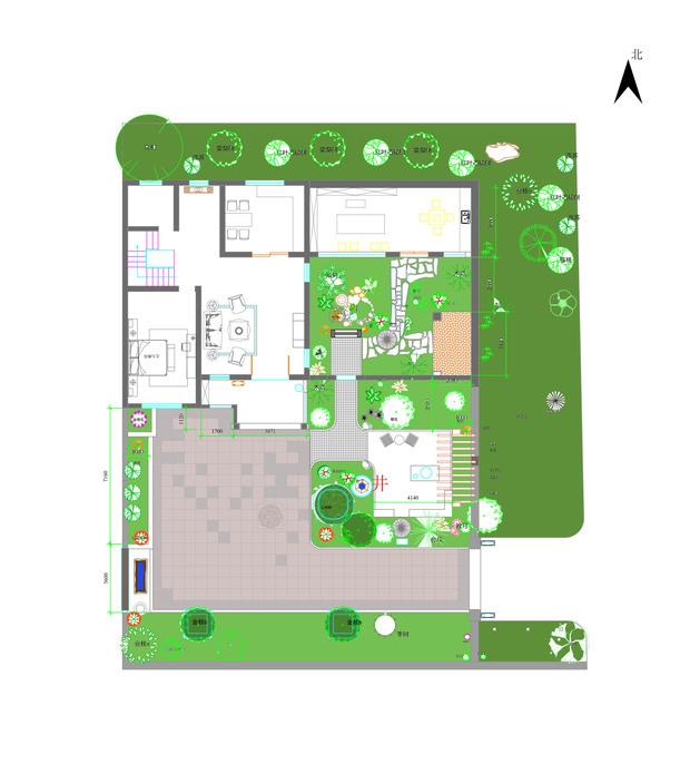 户型 户型图 平面图 设计图 效果图 620_704